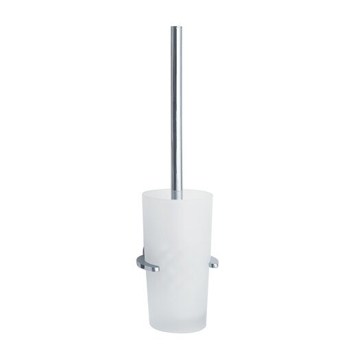 Smedbo Loft Wall Mounted  Toilet Brush and Holder