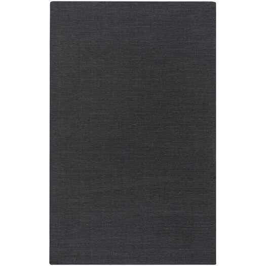 Surya Mystique Dark Gray Area Rug