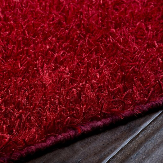 Surya Taz Red Rug