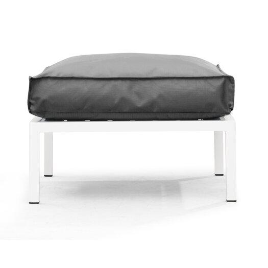 dCOR design Copacabana Ottoman with Cushion