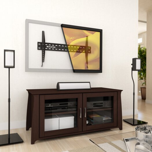 """dCOR design Fixed Wall Mount for 32"""" - 55"""" Flat Panel Screens"""