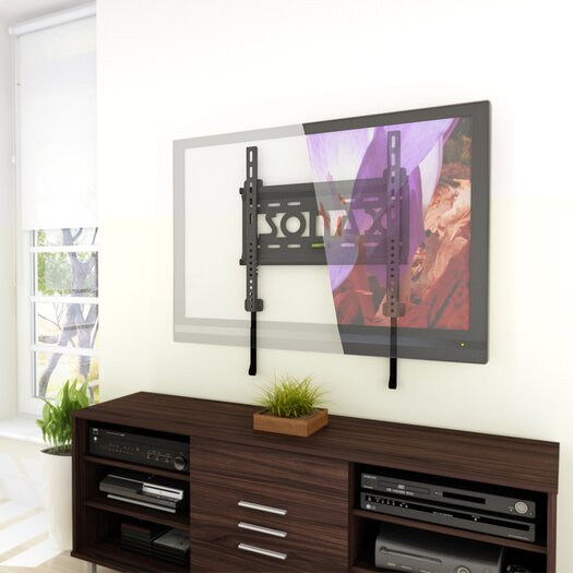 "dCOR design Fixed Wall Mount for 26"" - 42"" Flat Panel Screens"