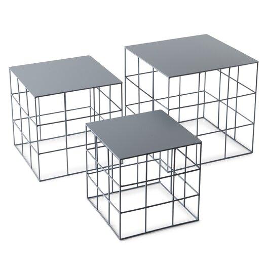 Reton 3 Piece Coffee Table Set