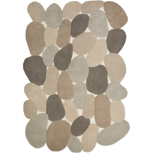 Foreign Accents Chelsea Tan Area Rug