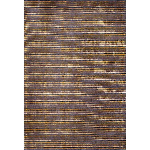 Foreign Accents Urban Journey Forest Brown Rug