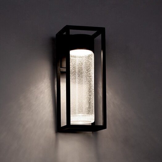 Modern Forms Structure 1 Light Outdoor Flush Mount | AllModern