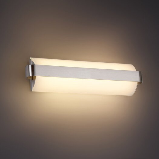 Modern Forms Demi 4 Light LED Bath Vanity Light | AllModern