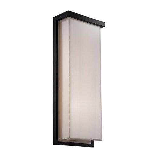 Modern Forms Ledge 2 Light Outdoor Flush Mount   AllModern