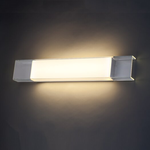 Modern Led Vanity Lights : Modern Forms Cloud 6 Light LED Vanity Light AllModern