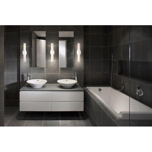 Modern Led Vanity Lights : Modern Forms Loft 2 Light LED Bath Vanity Light AllModern