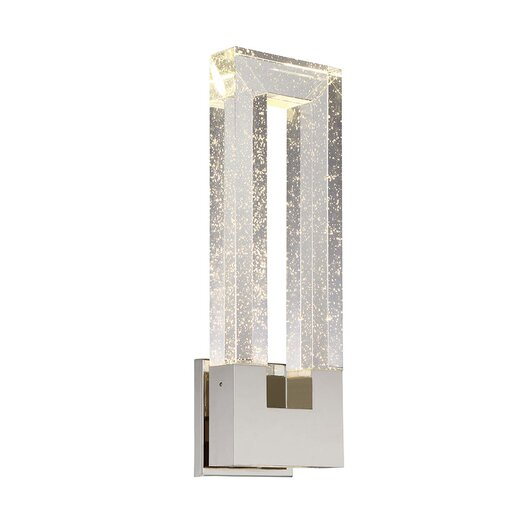 All Modern Wall Sconces : Modern Forms Chill 1 Light Wall Sconce AllModern