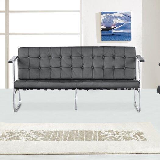 Celona Leather Sofa