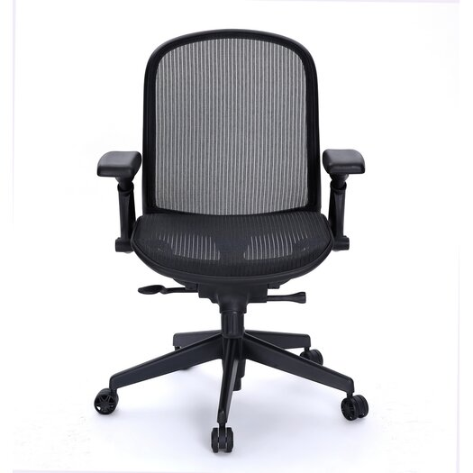 Lifestyle High-Back Mesh Conference Chair