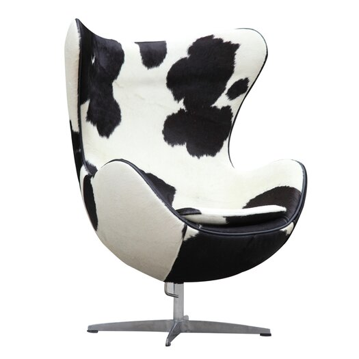 Inner Pony Hide Arm Chair