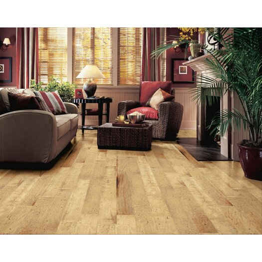 """Armstrong Heritage Classics 5"""" Engineered Maple Hardwood Flooring in Antique Natural"""