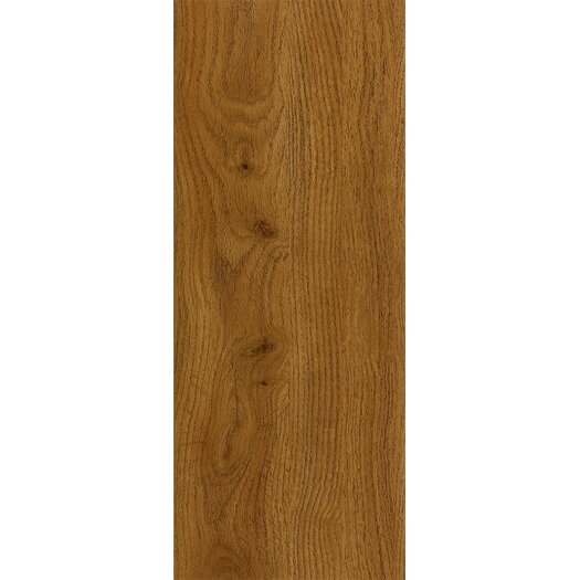 """Armstrong Luxe Jefferson Oak 6"""" x 36"""" x 2.79mm Luxury Vinyl Plank in Gunstock"""