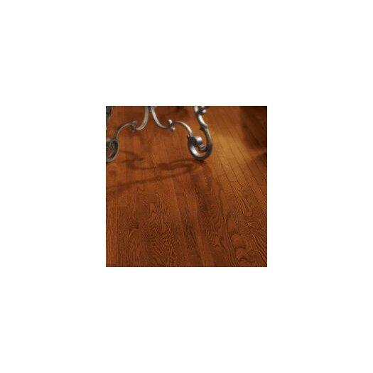 """Armstrong Somerset 2-1/4"""" Solid Oak Hardwood Flooring in Benedictine"""