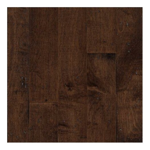 "Armstrong Heritage Classics 5"" Engineered Maple Hardwood Flooring in Adirondack Brown"