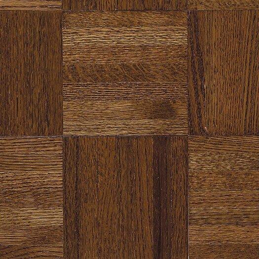 "Armstrong Urethane Parquet 12"" Solid Oak Parquet Hardwood Flooring in Windsor"