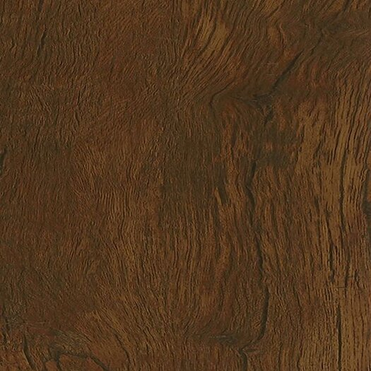 """Armstrong Luxe Timber Bay Hickory 6"""" x 48"""" x 4.06mm Luxury Vinyl Plank in Umber"""