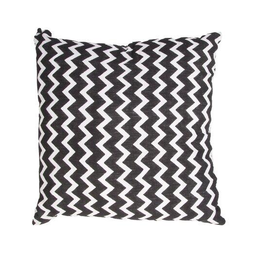 Jaipur Rugs Mozambique Handmade Pure Cotton Throw Pillow