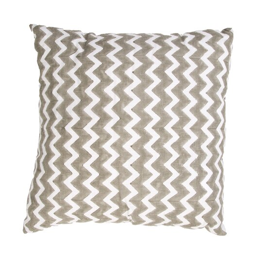Jaipur Rugs Mozambique Handmade Pure Cotton Throw Pillow