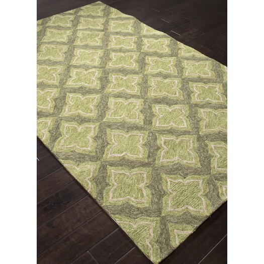 Jaipur Rugs Catalina Green Gray Moroccan Indoor Outdoor