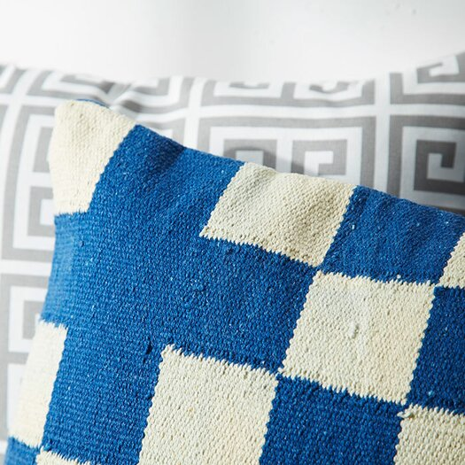 Jaipur Rugs Corsica Handmade Cotton Throw Pillow