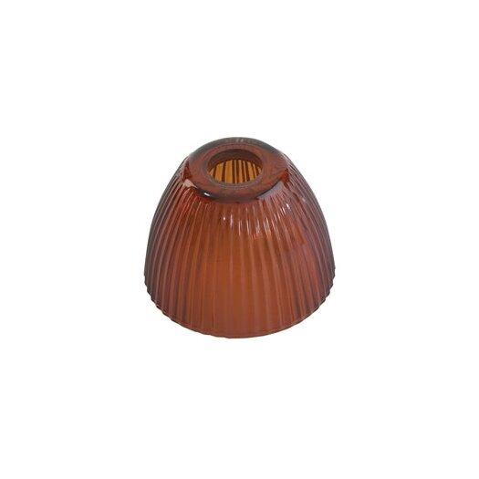 "T Trak 3.3"" Glass Bell Lamp Shade"