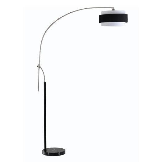 "Cal Lighting Santa Monica Arc 95"" Floor Lamp"