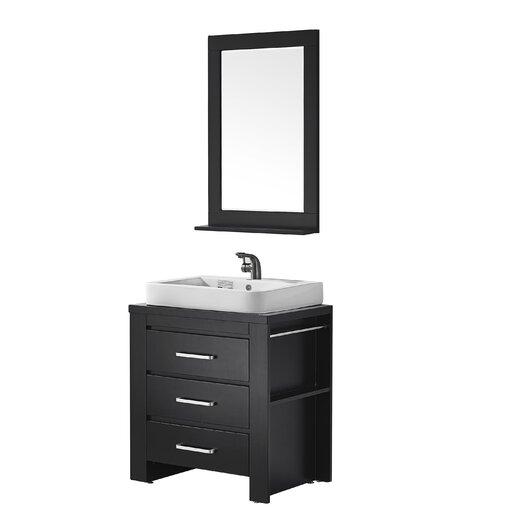 Vinnova Pascara 30 Quot Single Vanity Set With Mirror Allmodern