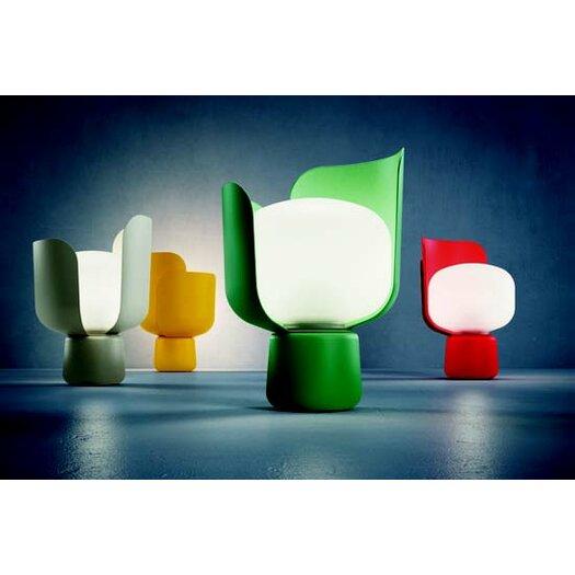 "FontanaArte Blom 9.4"" H Table Lamp with Novelty Shade"