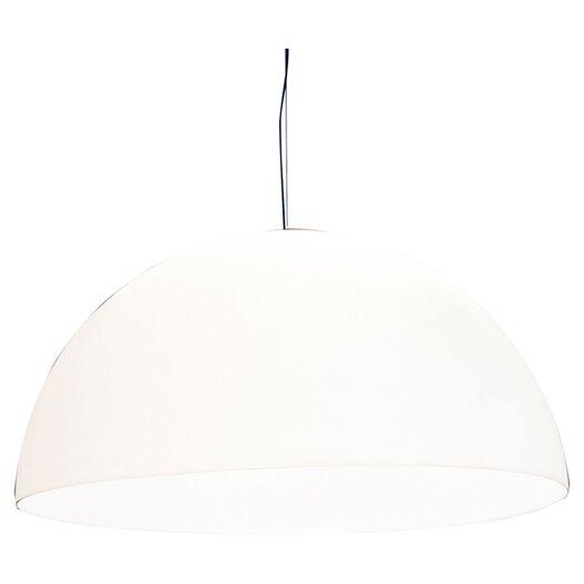FontanaArte Avico 4 Light Bowl Pendant