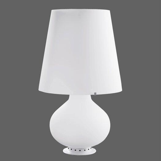 "FontanaArte Fontana 30.7"" H Table Lamp with Empire Shade"