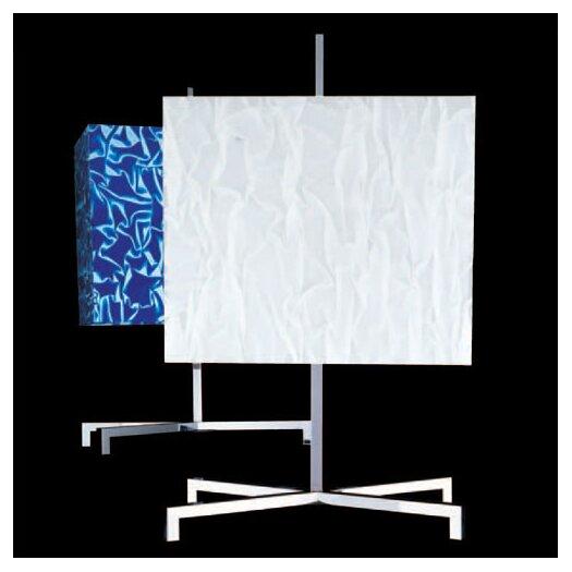 "FontanaArte Elvis 23.2"" H Table Lamp with Rectangular Shade"