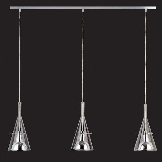 FontanaArte Flute 3 Pendant Lamp