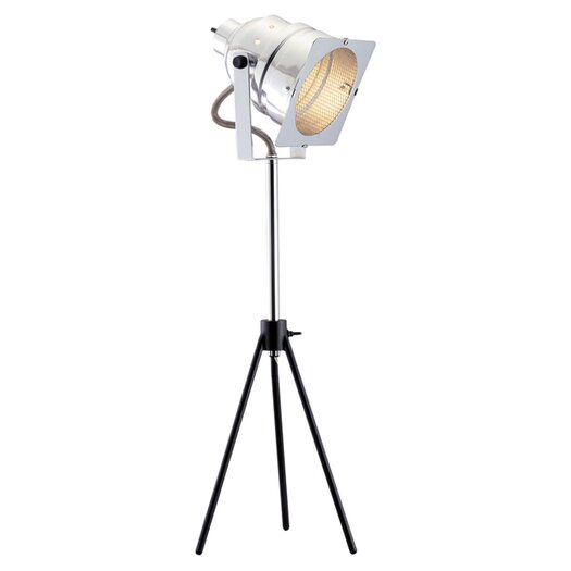"""Adesso Spotlight 29"""" H Table Lamp with Novelty Shade"""