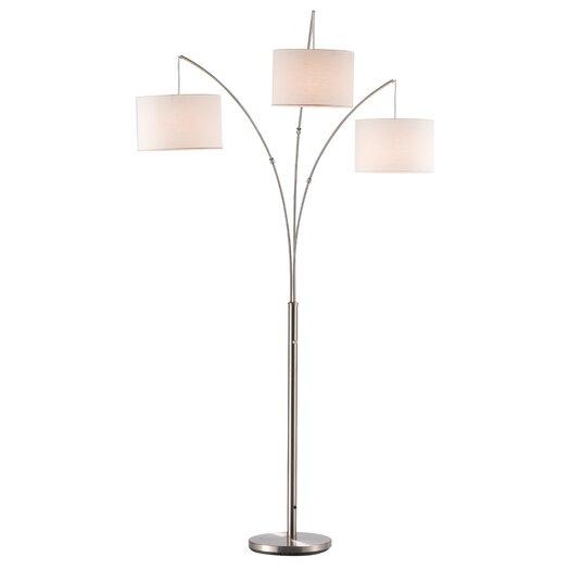 Adesso Trinity Arc Floor Lamp Allmodern