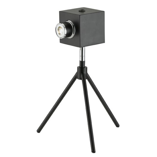 """Adesso Click 13"""" H Table Lamp  with Novelty Shade"""