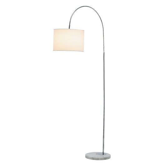 Adesso Grace 68 5 Quot Arched Floor Lamp Allmodern
