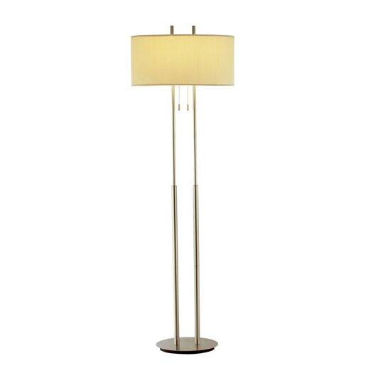 Adesso Duet Floor Lamp