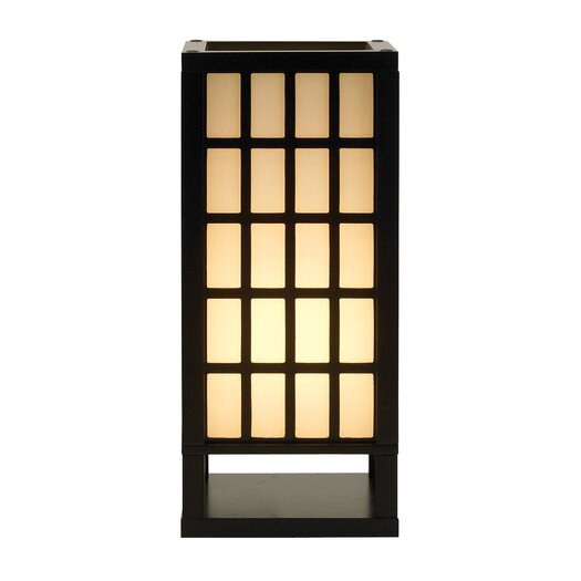 "Adesso Middleton 18"" H Table Lamp with Rectangular Shade"