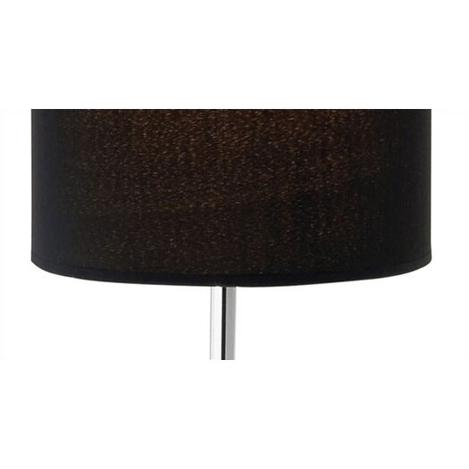"Adesso Bella 36.5"" H Table Lamp with Drum Shade"