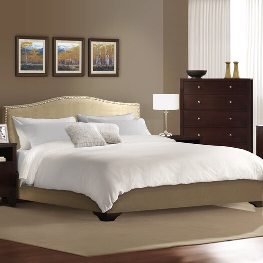 LifeStyle Solutions Magnolia Panel Bed