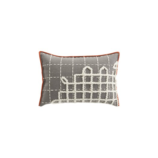 Bandas Space A Wool Lumbar Pillow