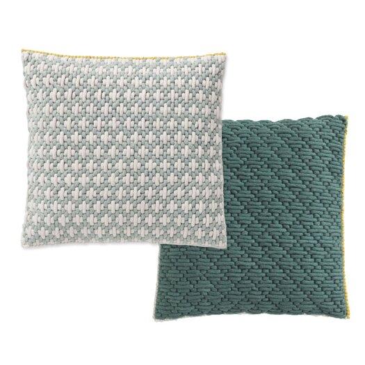 Silai Wool Throw Pillow
