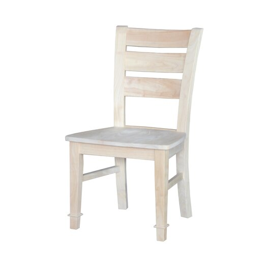 International Concepts Atlantic Side Chair