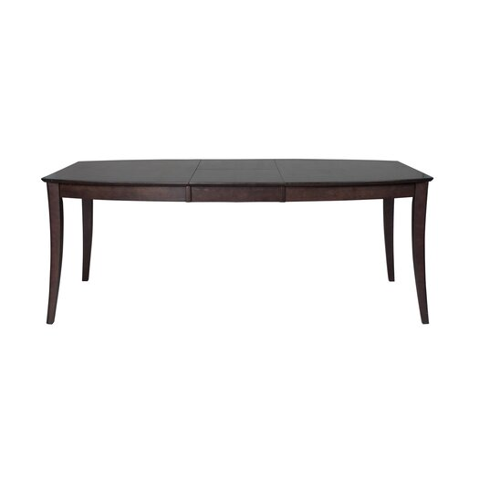International Concepts Cosmopolitan Salerno Extendable  : International Concepts Cosmopolitan Salerno Butterfly Extension Dining Table T34 4260XB from allmodern.com size 525 x 525 jpeg 8kB