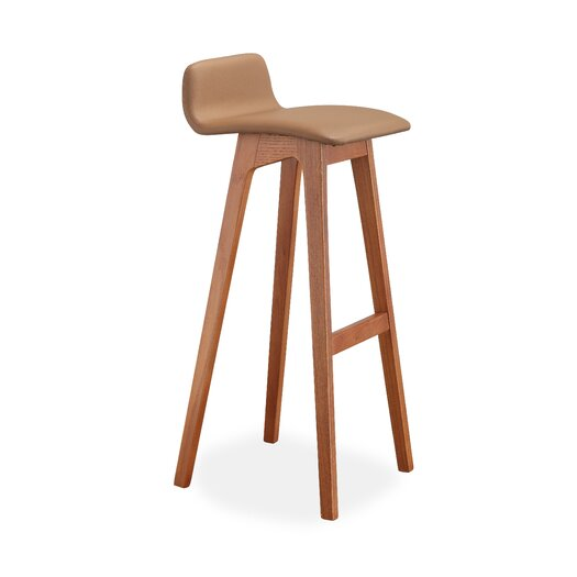 Ceets Craft 31 5 Quot Bar Stool With Cushion Allmodern