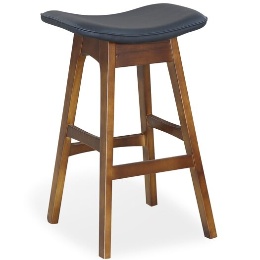 Ceets Sketch 28 Quot Bar Stool With Cushion Allmodern